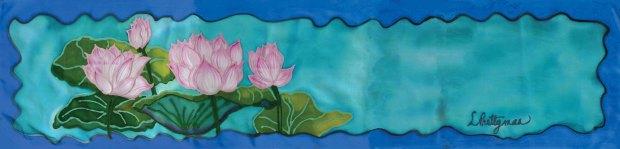 LotusBorderScarf030218thumbnail